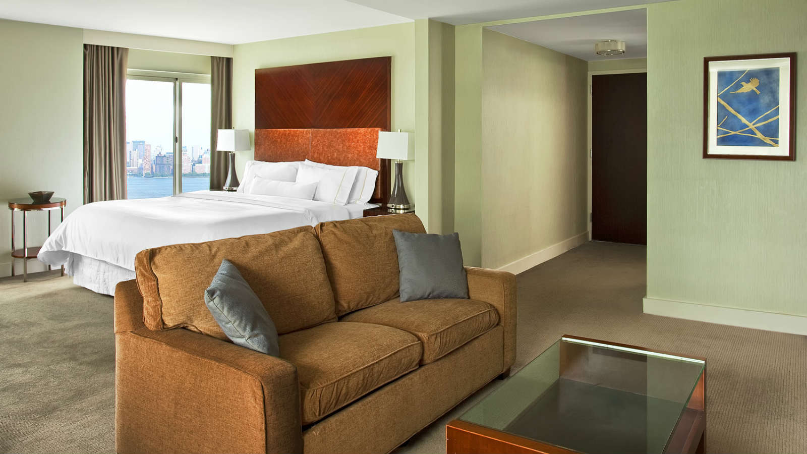 Junior Suite | The Westin Jersey City Newport