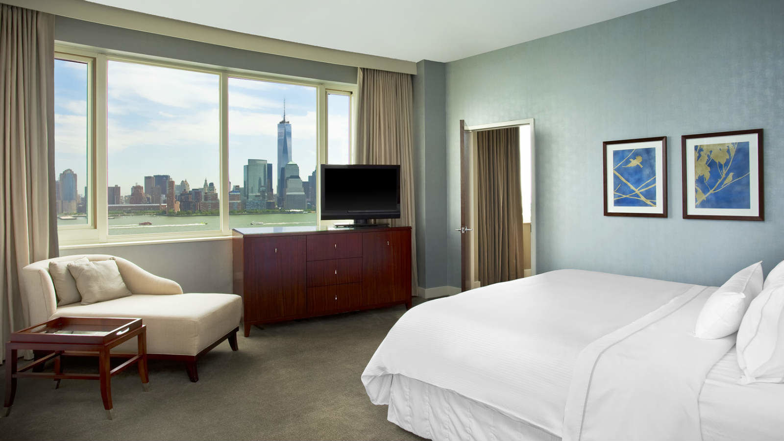 SPG Hot Escapes The Westin Jersey city