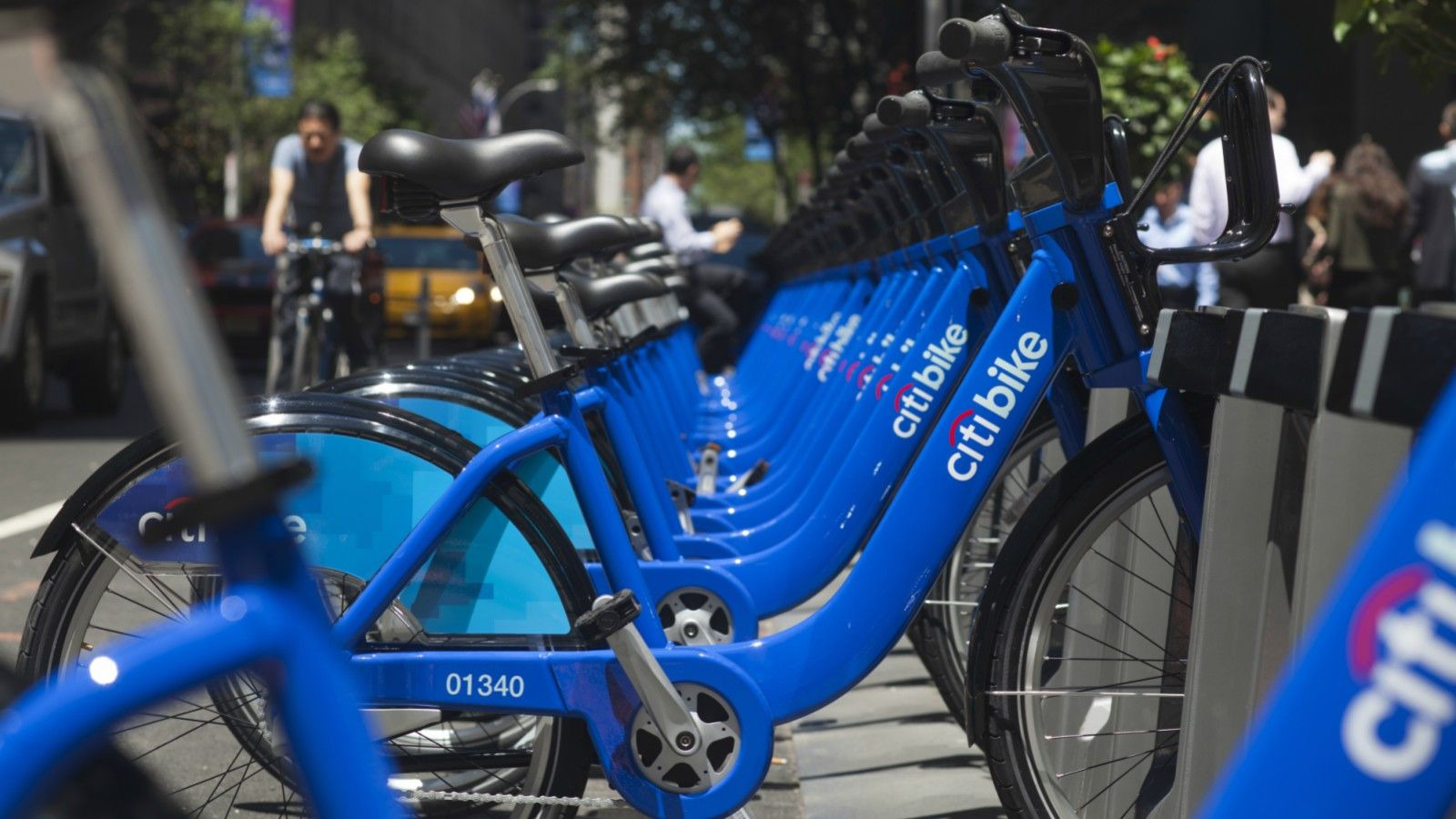 Things to do in Jersey City - Citi Bike