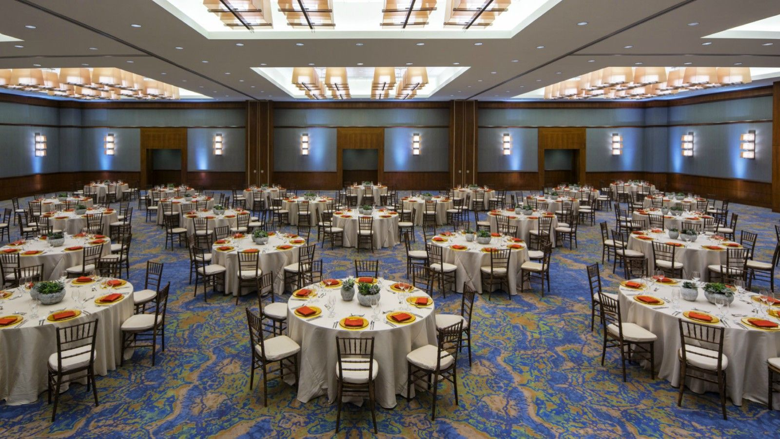 Jersey City Wedding Venues - Newport Grand Ballroom