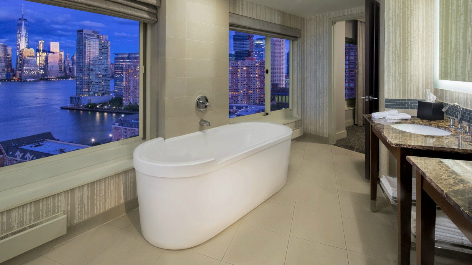 Bathroom Renovation Jersey City reimagined for a better you | the westin jersey city - newport