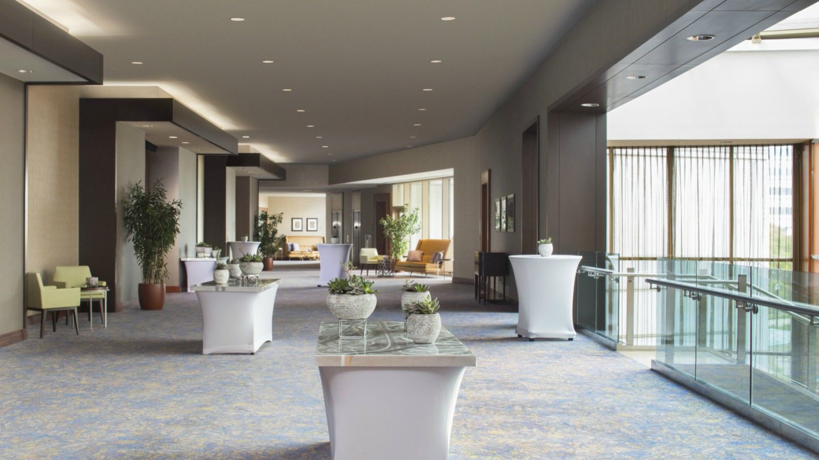 Ballroom Foyer | Jersey City Meetings and Events