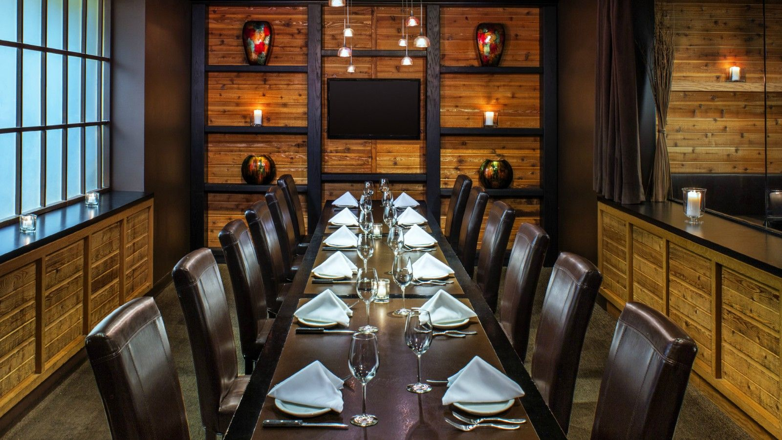 Jersey City Wedding Venue - Fire & Oak Restaurant